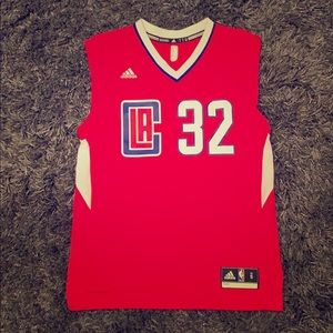 Adidas Blake griffin #32 jersey NBA clippers